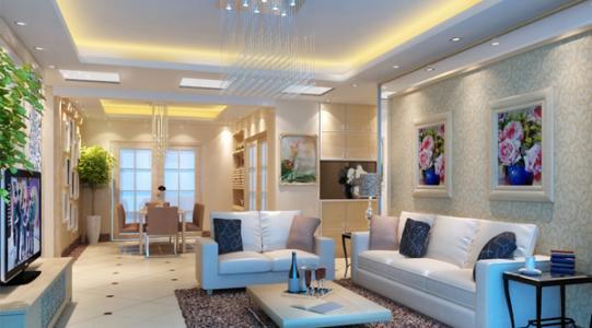 广州旧房改造装修多少钱: