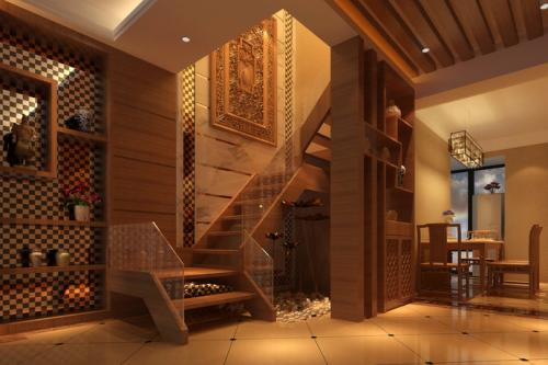 长兴新中式装修文化背景设计