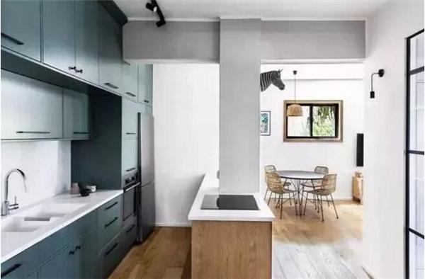 旧房厨房改造效果图