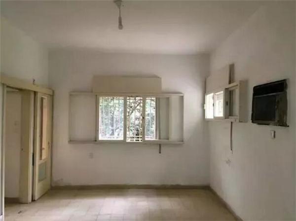 旧房卧室改造前
