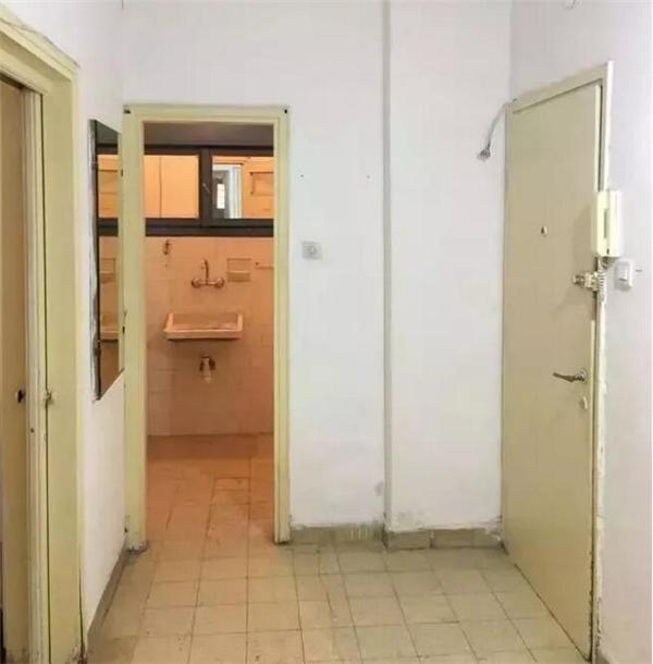 旧房卫生间改造前