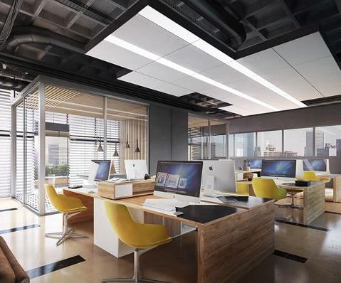 温州办公室装修风格有哪些