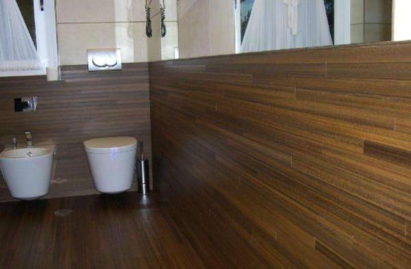 卫生间不贴瓷砖怎么装