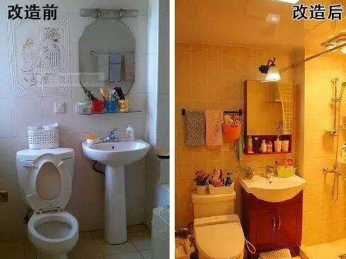 吉林市二手房装修卫生间图片