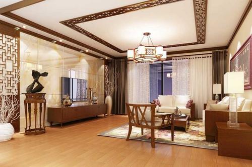 广州新房装修设计雅致风格效果图