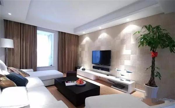 天津惠万家装饰公司现代风格设计案例