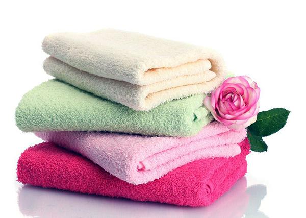 毛巾用久了发硬怎么办