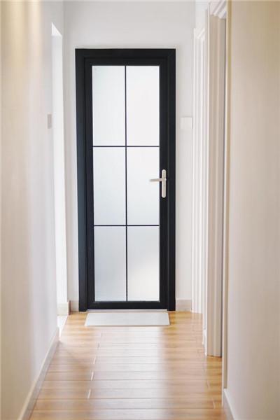 福州60平米两室一厅装修走廊效果图