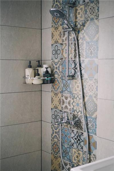福州60平米两室一厅装修卫生间效果图
