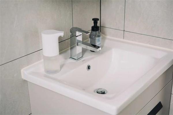 福州60平米两室一厅装修卫生间细节图