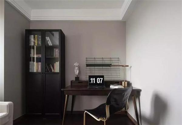 84平方三房装修书房效果图