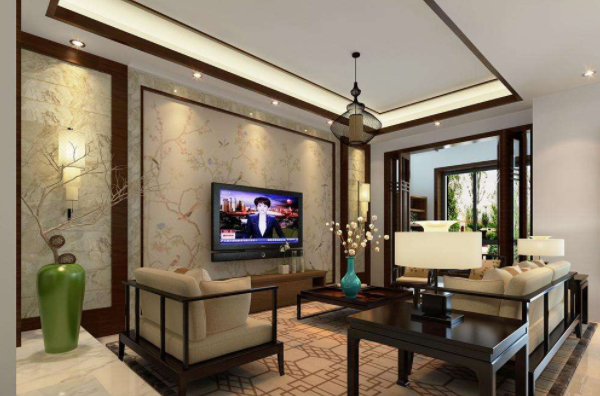 2019年客厅装修主流风格