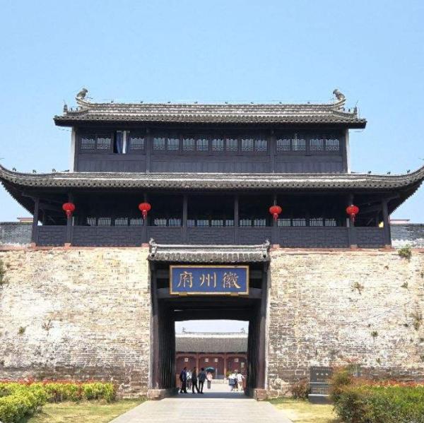 徽州古城游玩攻略