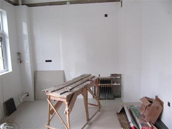 昆山毛坯房装修步骤