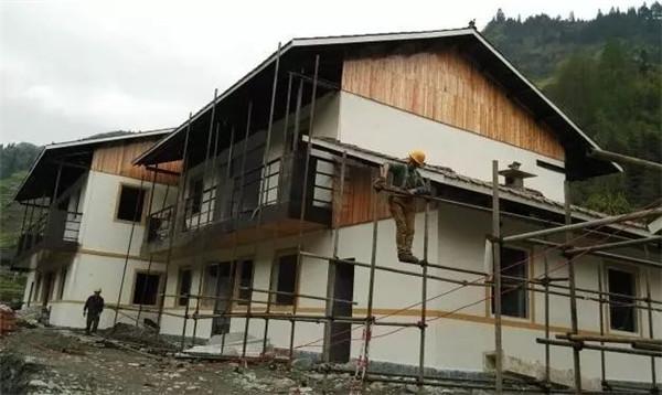 西安旧房改造效果图