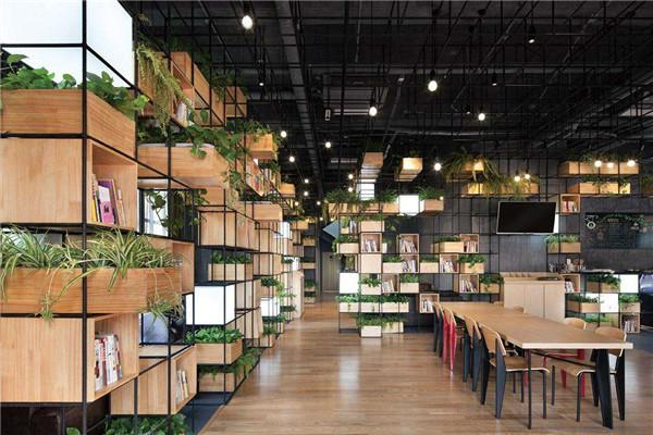成都咖啡馆设计实例一