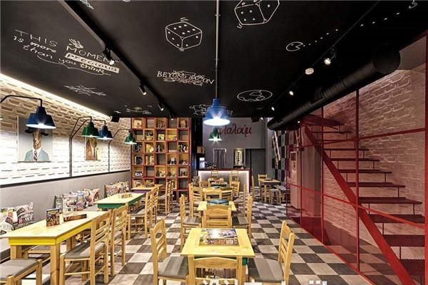 成都咖啡馆设计实例二