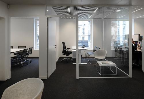 长春办公室装修流程之特色鲜明
