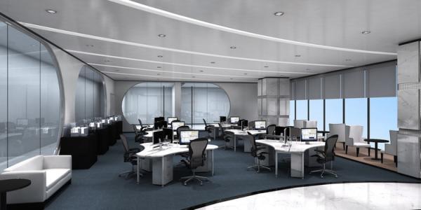 长春办公室装修流程之设计布局