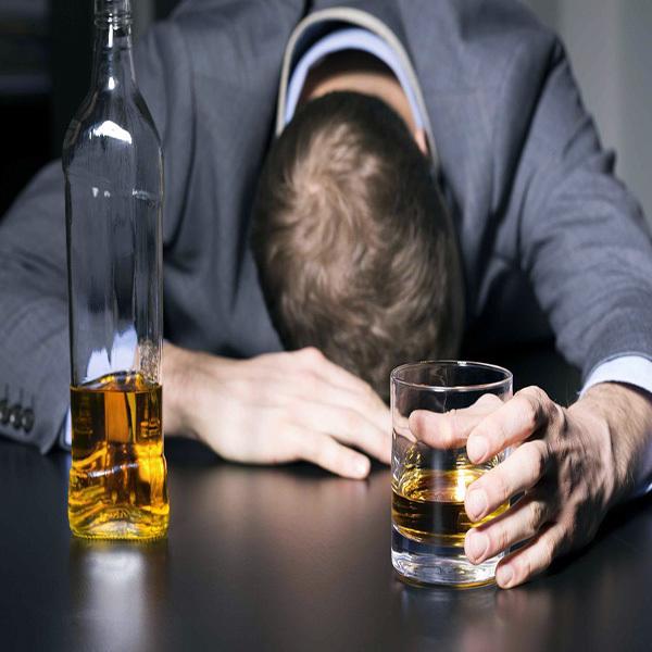 酒精中毒症状