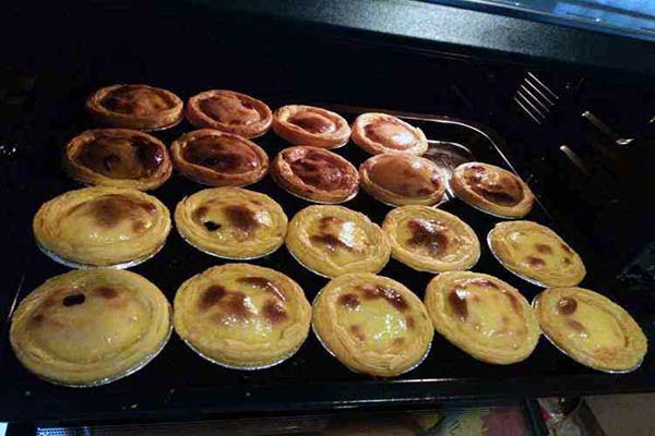 蛋挞液8个简单家庭做法