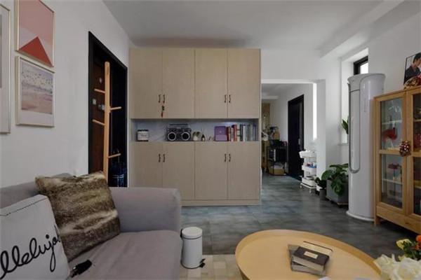 109平方米3室2厅装修玄关效果图