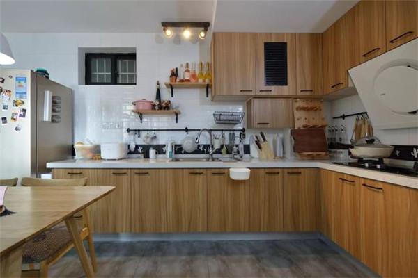 109平方米3室2厅装修厨房效果图