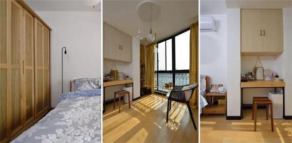 109平方米3室2厅装修主卧效果图