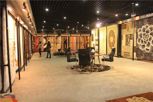 重庆展厅装修