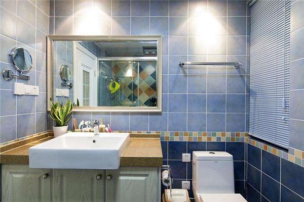 浅蓝色地板砖搭配技巧