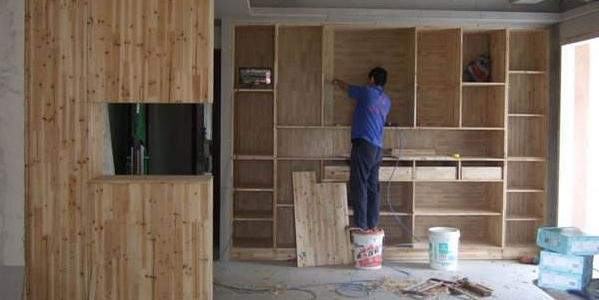 济南哪里找装修木工