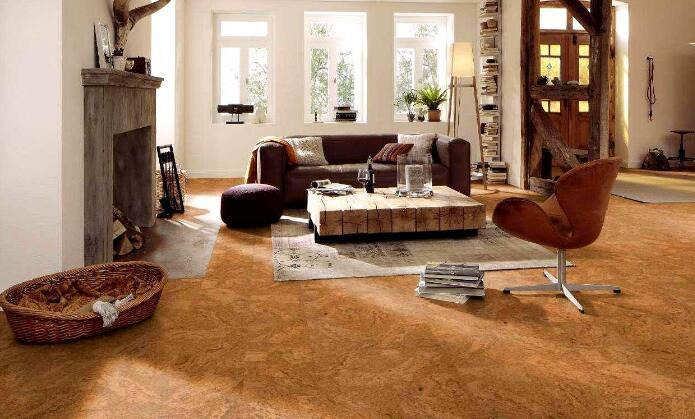 软木地板是什么材料