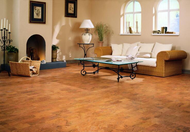 软木地板的优点