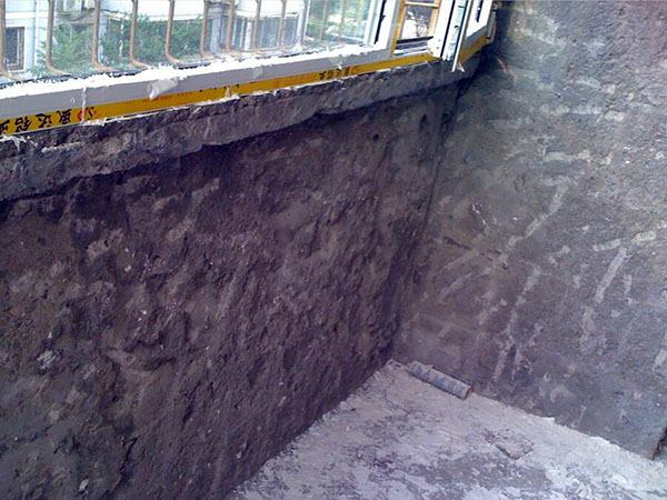 阳台保温层怎么铲掉