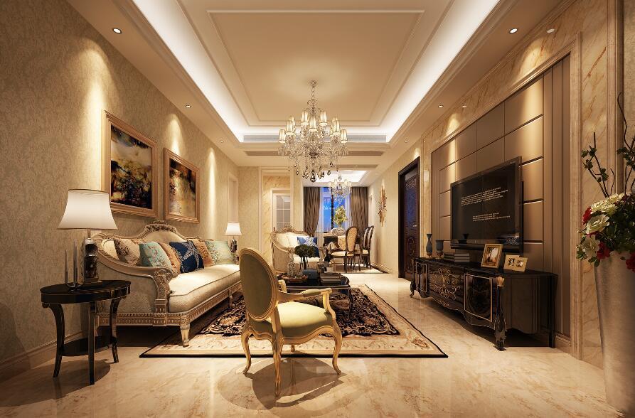 客厅最新装修风格