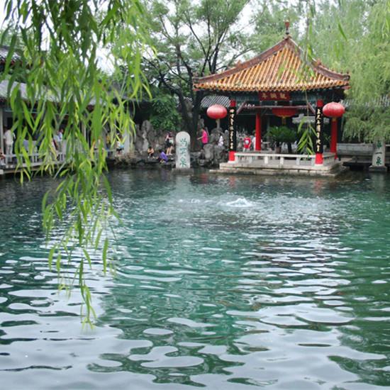 济南旅游景点大全排名