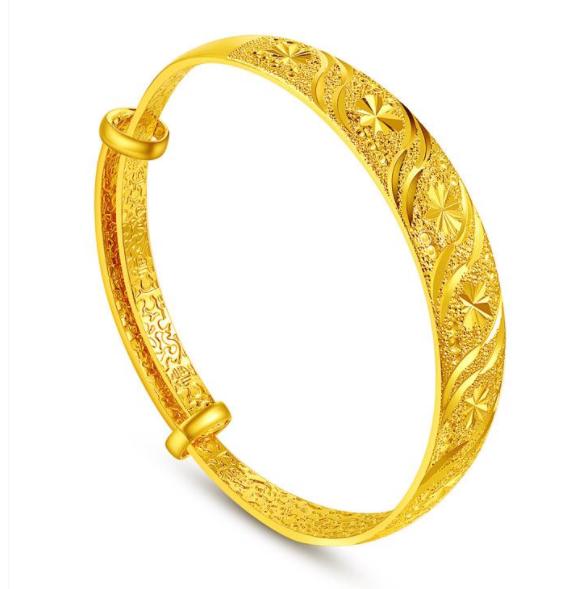 黄金手镯多少钱一克