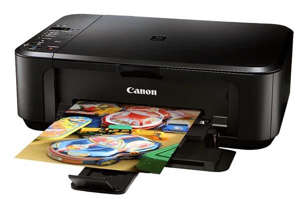 佳能喷墨打印机怎么加墨水