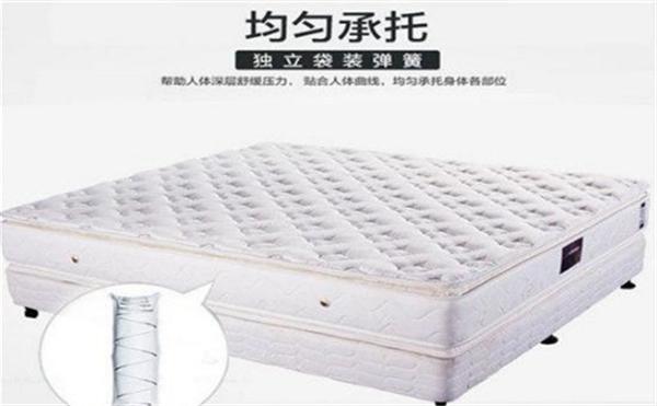 十大床墊品牌排行榜