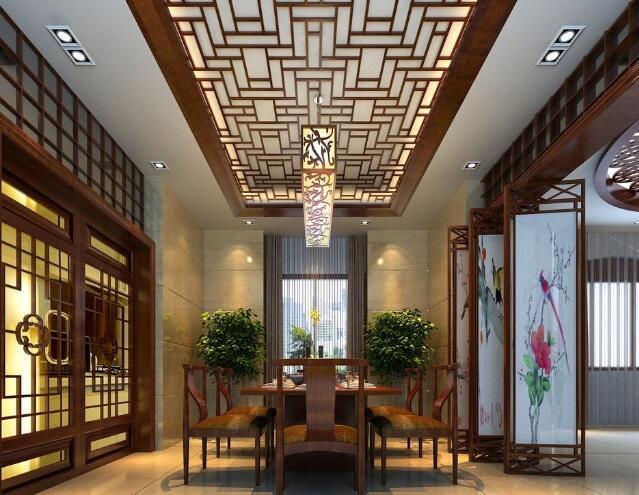 客厅和餐厅连在一起怎么装修