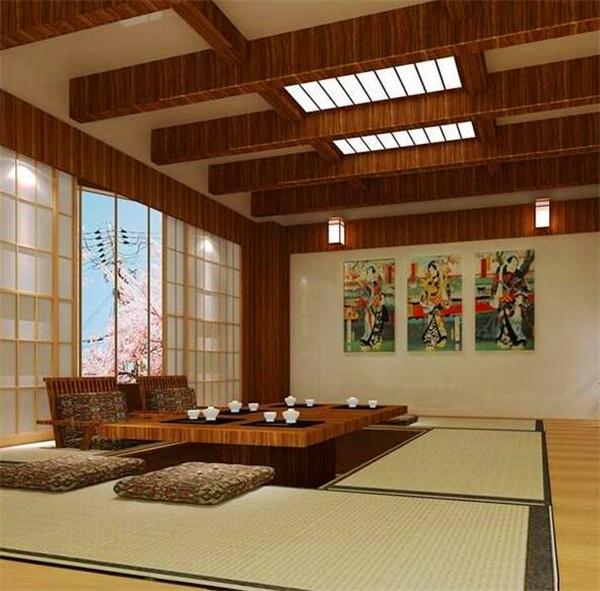 日本装修风格设计
