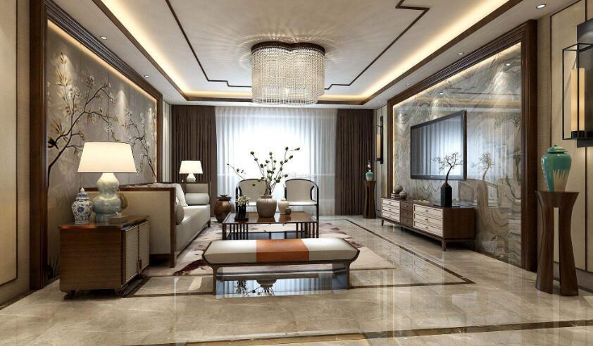 新中式家装多少钱