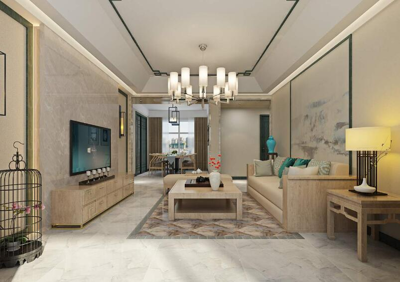 新中式家装颜色搭配