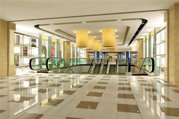 天津商场装修设计效果图
