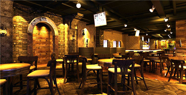天津酒吧装修要多少钱