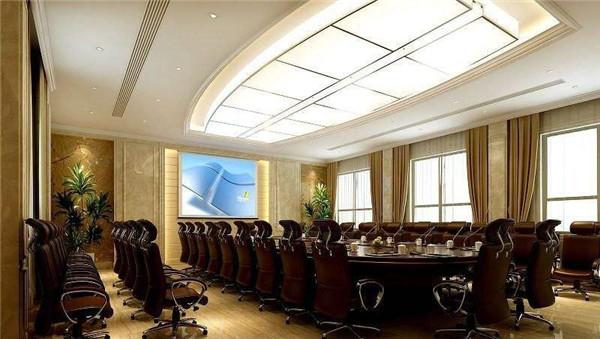 天津会议室装修注意事项及细节