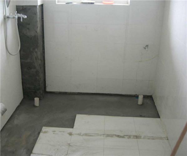 洗手间漏水用什么材料