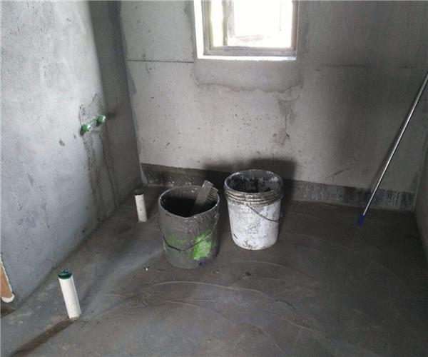 洗手间漏水到楼下怎么修