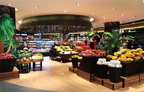杭州超市装修