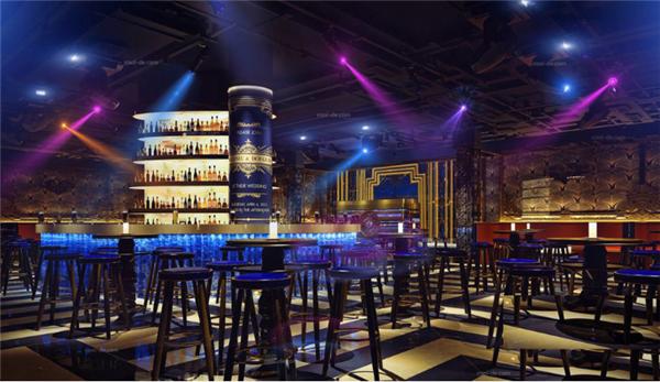 杭州酒吧装修公司